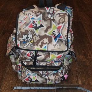 Tokidoki, Camo, Backpack